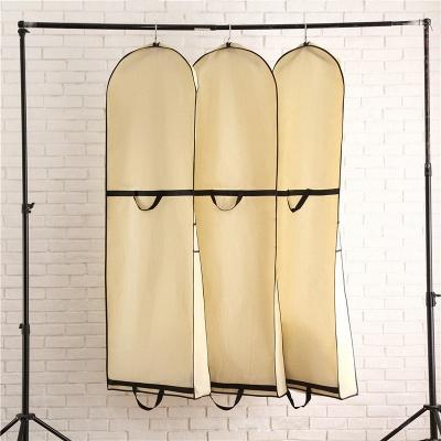 Kleidersack Brautkleid Lange Schleppe | Kleiderschutzhüllen mit Reißverschluss_3