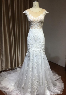 Cheap Lace Wedding Dresses | Buy mermaid wedding dress_3