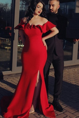 Red Prom Dresses Cheap | Evening dresses long