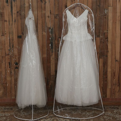 Buy Garment Bag Wedding Dress | Long clothes protection covers