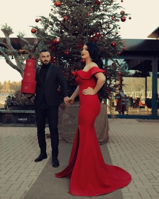 Red Prom Dresses Cheap | Evening dresses long_4