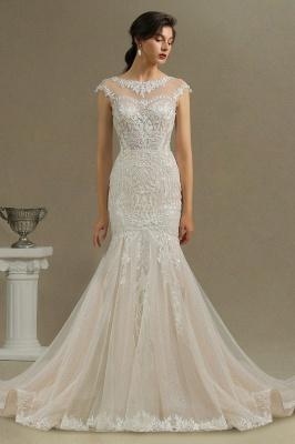 Luxury Brautkleid Meerjungfrau | Hochzeitskleider Spitze_3