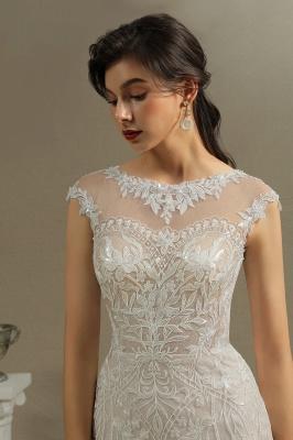 Luxury Brautkleid Meerjungfrau | Hochzeitskleider Spitze_4