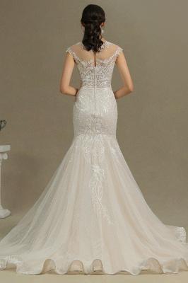 Luxury Brautkleid Meerjungfrau | Hochzeitskleider Spitze_7