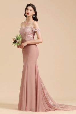 Schöne Brautjungfernkleider Altrosa | Kleider für Brautjungfern Günstig_7