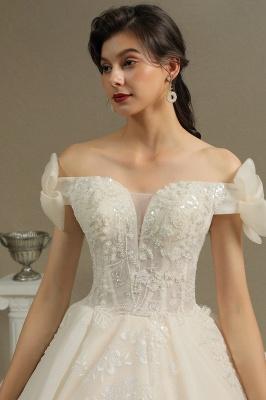 Wunderschöne Brautkleider Prinzessin | Hochzeitskleider Günstig Online_7