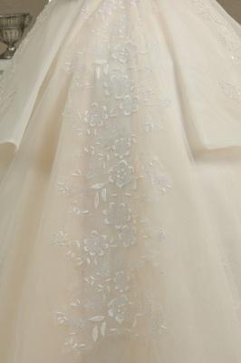 Wunderschöne Brautkleider Prinzessin | Hochzeitskleider Günstig Online_3