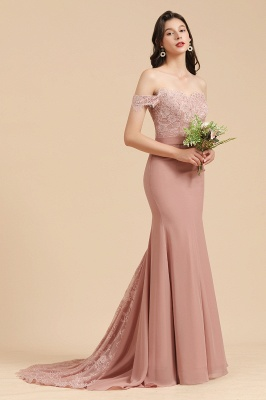 Schöne Brautjungfernkleider Altrosa | Kleider für Brautjungfern Günstig_4