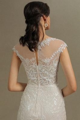 Luxury Brautkleid Meerjungfrau | Hochzeitskleider Spitze_8