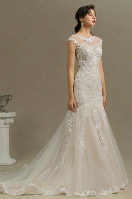 Luxury Brautkleid Meerjungfrau | Hochzeitskleider Spitze_5