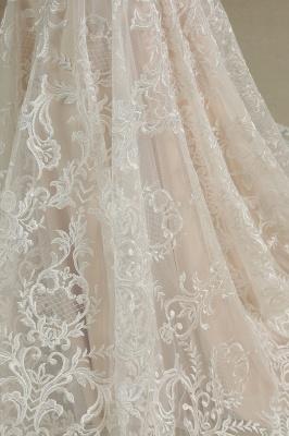Designer Hochzeitskleider Meerjungfrau | Spitze Brautkleider Online_6