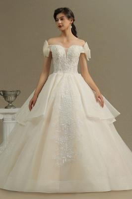 Wunderschöne Brautkleider Prinzessin | Hochzeitskleider Günstig Online_2