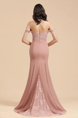 Schöne Brautjungfernkleider Altrosa | Kleider für Brautjungfern Günstig_3