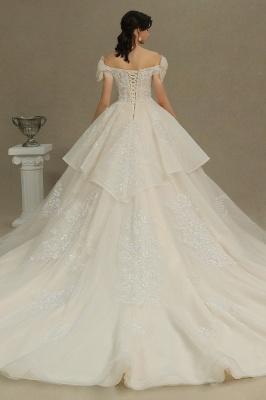 Wunderschöne Brautkleider Prinzessin | Hochzeitskleider Günstig Online_6