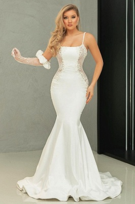 Beautiful mermaid wedding dresses | Wedding dresses with lace