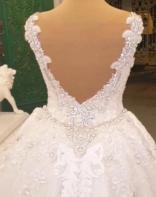 Designer Brautkleid A linie Tarnung | Extravagante Hochzeitskleider Online_4