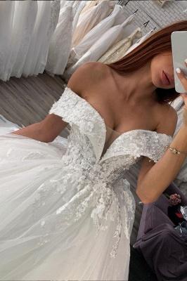 Schöne Hochzeitskleider Weiß   Brautkleider Prinzessin Kuafen_2