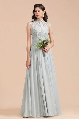 Bridesmaid Dresses Long Mint Green | Chiffon dresses cheap