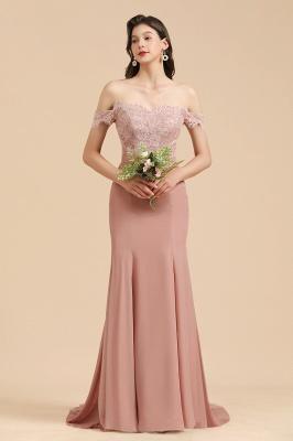 Schöne Brautjungfernkleider Altrosa | Kleider für Brautjungfern Günstig_6