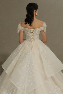 Wunderschöne Brautkleider Prinzessin | Hochzeitskleider Günstig Online_8