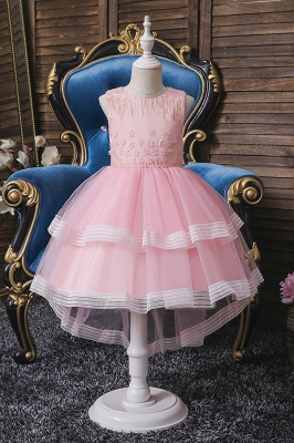 Mint flower girl dresses cheap | Children's wedding dresses_1