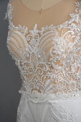 Elegant wedding dresses A line | Buy Glitter Wedding Dresses_7