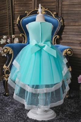 Mint flower girl dresses cheap | Children's wedding dresses_6