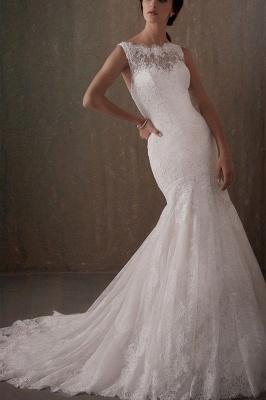 Brautkleider Meerjungfrau Spitze | Elegante Hochzeitskleider_1