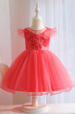 Kinder Hochzeitskleider | Blumenmädchenkleider Günstig Online_3