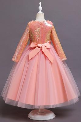 Blumenmädchenkleider Rosa Günstig | Kinder kleider Für Blumenmädchen_6
