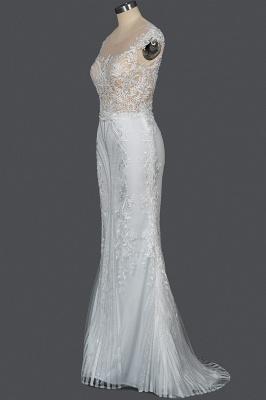 Elegant wedding dresses A line | Buy Glitter Wedding Dresses_10