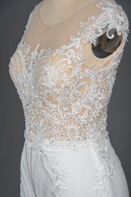 Elegant wedding dresses A line | Buy Glitter Wedding Dresses_11