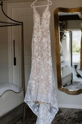 Designer Wedding Dresses Mermaid Lace | Buy bridal wear online_8