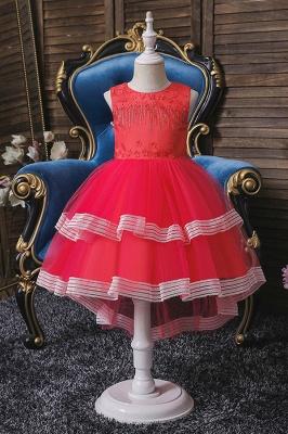 Mint flower girl dresses cheap | Children's wedding dresses_2
