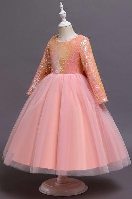 Blumenmädchenkleider Rosa Günstig | Kinder kleider Für Blumenmädchen_7