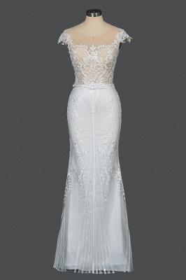 Elegant wedding dresses A line | Buy Glitter Wedding Dresses_12