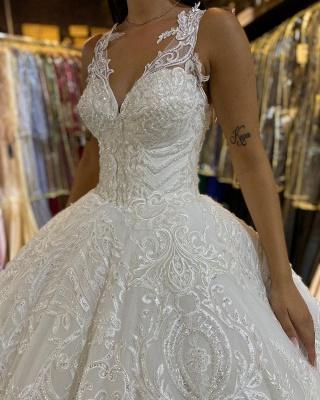 Schöne Brautmoden Brautkleider | Hochzeitskleider Prinzessin_5