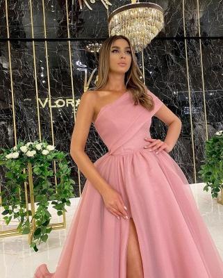 Abendkleid Lang Altrosa | Abiballkleider Günstig Online Kaufen_2