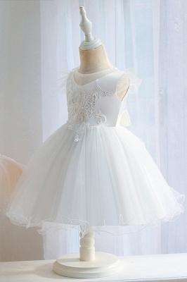 Kinder Hochzeitskleider | Blumenmädchenkleider Günstig Online_6