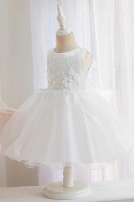Wunderschöne Blumenmädchenkleider | Kinder Hochzeitskleider Günstig_6