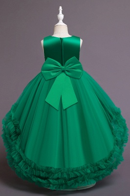 Green Flower Girl Dresses Cheap | Flower girl dresses_7