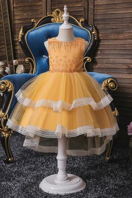 Mint flower girl dresses cheap | Children's wedding dresses_3