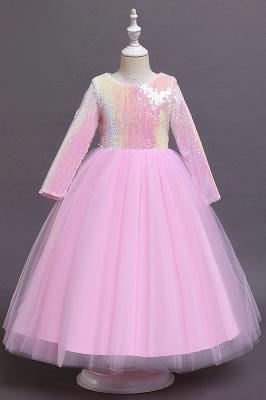 Blumenmädchenkleider Rosa Günstig | Kinder kleider Für Blumenmädchen_1
