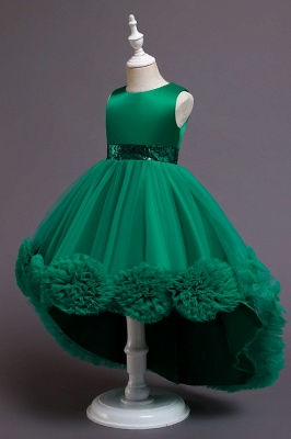 Green Flower Girl Dresses Cheap | Flower girl dresses_9