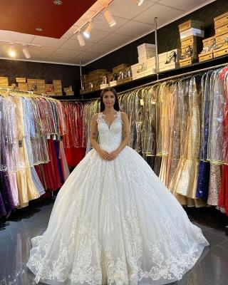Schöne Brautmoden Brautkleider | Hochzeitskleider Prinzessin_4