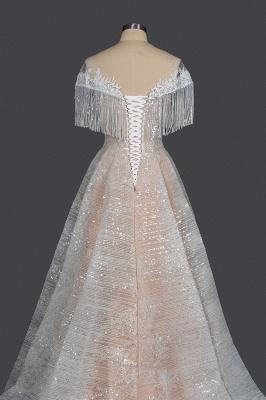 Luxury Brautkleider A Linie | Spitze Hochzeitskleider Günstig_2
