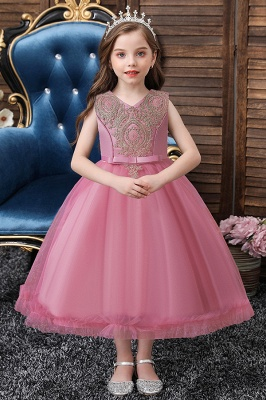 Pink Flower Girl Dresses Cheap | Flower children dresses online