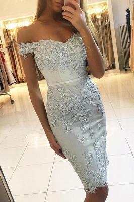 Cocktail dresses cheap party dresses | Evening dresses short lace_1