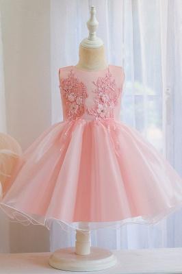 Wunderschöne Blumenmädchenkleider | Kinder Hochzeitskleider Günstig_2
