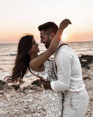 Designer Brautkleider Meerjungfrau | Hochzeitskleider Spitze_5